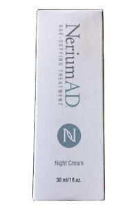 Nerium AD Night Cream 30 ml/1 fl.oz New Sealed Box