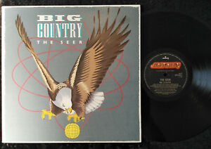 BIG COUNTRY The Seer LP Australia, 1986