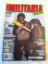 Revue militaria N° 70