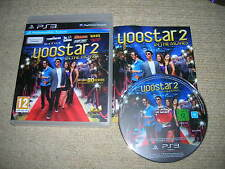YOOSTAR 2 IN THE MOVIES - Rare Sony PS3 Game