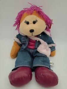 Cuddly Kids,  GINA the Bear  Beanie Kids , Scorpio Birthday 13.11.03