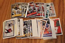 2015-16 PANINI NHL COLLECTIBLE STICKERS - PICK TEN 10 YOU NEED