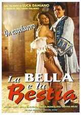 Bella Y Bestia Cartel 01 A4 10x8 impresión fotográfica