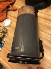 Braun Ksm-2 Grey Sparkle Coffee Grinder