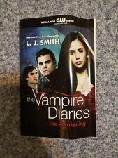 Vampire Diaries: The Awakening 1 by L. J. Smith (2009, Paperback)