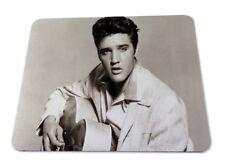 Elvis Presley The King Of Rock portrait Art anti-slip PC laptop mouse mat pad