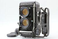 [Exc5] Mamiya C330 Pro Medium Format TLR + DS105mm F3.5 Blue Dot from Japan#231