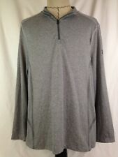 Under Armour Heat Gear Mens Fitted Pullover Shirt 2Xl Long Sleeve 1282314 053