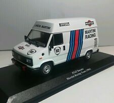 1/43 IXO Fiat Ducato Lancia Martini Racing Team 1984 Rallye Service Rally WRC