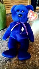 TY Beanie Baby - PRINCESS DIANA (1997 -RETIRED) and Goodbye England's Rose CD
