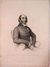 Gravure au pointillé,Portrait du Duc de Kent par Wright