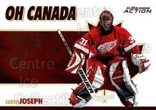 2003-04 ITG Action Oh Canada #11 Curtis Joseph