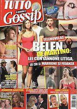 Tutto Gossip 2016 55#Andrea Iannone & Belen,Patrick Dempsey,Andrea Damante,kkk
