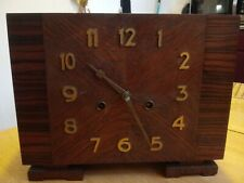 New Listing 00004000 Rare Gustav Becker mantel clock