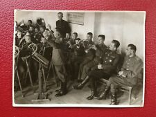VINTAGE SOVIET PHOTO 1950's USSR URSS KIDS MILITARY BAND. ORCHESTRE MILITAIRE.