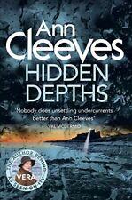 Hidden Depths (Vera Stanhope) By Ann Cleeves