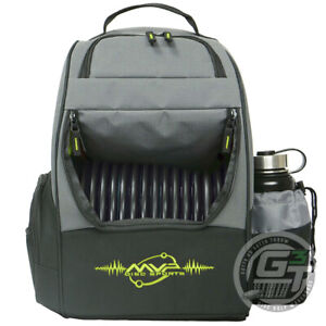 MVP Disc Sports SHUTTLE Backpack Disc Golf Bag Holds 18+ Discs- PICK YOUR COLOR