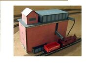 N Gauge  ---  Coal and Water Tower
