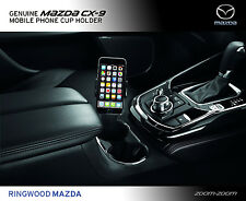 New Genuine Mazda CX-9 TC Mobile Phone Cup Holder Accessory Part TC11ACMPH