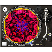 Portable Products Dj Turntable Slipmat 12 inch - Voodoo Princess