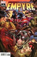 Empyre #4 (Of 6) Secret Variant (2020 Marvel Comics) First Print  Cover