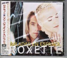 Sealed ROXETTE Baladas En Español JAPAN CD TOCP-50023 w/OBI Free S&H/P&P