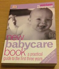 NEW BABYCARE BOOK Practical Guide To First Three Years Book (Paperback) NEW