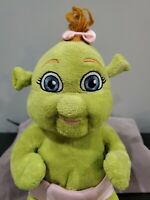 Build A Bear Baby Ogre Felicia Shrek The Third Plush Stuffed Toy Girl Doll Pink