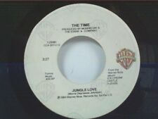 """THE TIME """"JUNGLE LOVE / OH BABY"""" 45"""