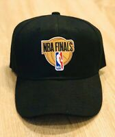 NBA PLAYOFFS Logo Cap Embroidered Patch Style Hat Adjustable 2020 Basketball 🏀!