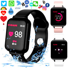 Reloj Inteligente Bluetooth compatible para Android Samsung Smart Watch ✔
