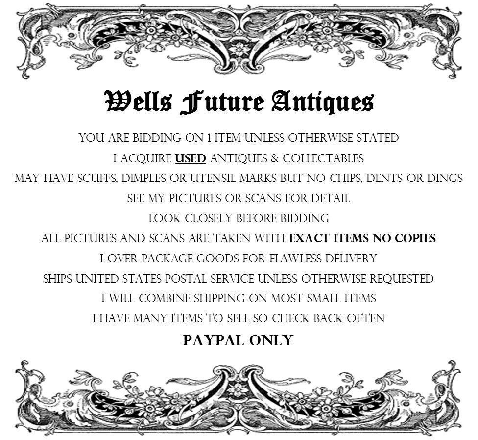 Wells Future Antiques