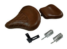 Royal Enfield Classic Bike Front & Rear Seat Brown Color