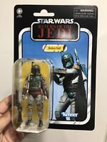 "Star Wars Vintage Collection BOBA FETT 3.75"" Return of the Jedi *NEW *IN HAND"