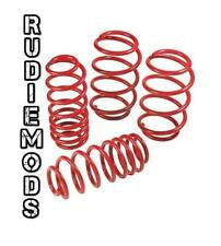 RM Lowering Springs VW Corrado 88-95 1.8 1.8-16V 1.8-G60 2.0 2.0-16V 40/35mm