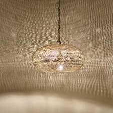 Orientalische Marokkanische Lampe Laterne Hängelampe Hängeleuchte Gizeh D30