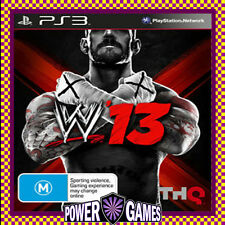 WWE 13 PS3 (Sony PlayStation 3) Brand New