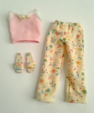"""Pajama Pjs OUTFIT for 12"""" Marley Wentworth Basic Tonner Doll Slippers Clothes"""