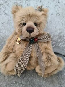 Charlie Bears MARY 2012 Secret Collection Rare Retired