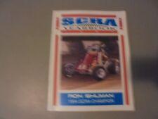 1994 SCRA RACING YEARBOOK, SHUMAN COVER,SO. CA. RACING ASSOCIATION,RACERS,RESULT