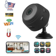 A9 Mini Magnetic Camera 1080P IP Spy WIFI Wireless Hidden Night Vision Movable