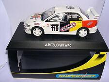 SUPERSLOT H2495 MITSUBISHI LANCER WRC #119 FACOM B.COLSOUL  SCALEXTRIC UK  MB