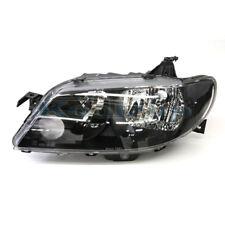 02-03 Protege 5 Hatchback Headlight Black Bezel Front Headlamp Left Driver Side