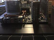 ASUS P5K DELUXE MOTHERBOARD + BFG Tech NVIDIA + CPU + Corsair XMS2 x4 ((LOOK))