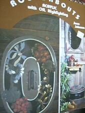 Roundabouts Painting Book -Johnson, Flowers, Fruit, Kitchen, Doll