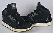 """Nike Air Jordan 1 Flight 2 - Basketball Black & Gray """"23"""" (US 10) 555798-003"""