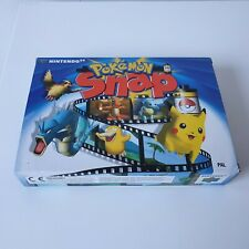 Pokemon Snap - N64 - Nintendo 64 - PAL - NOE