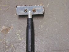 Crain Flexible Axle Carpet Seam Steel Backing Roller