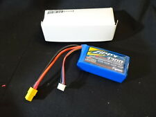 NOS Zippy 20C Series 1300 High Discharge Li-PO Battery 3 Cell 11.1V Part