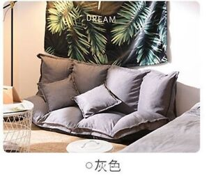 Lazy Sofa Tatami Folding Sofa Chair Japanese Multifunctional  Bedroom Sofa Bed